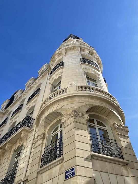 Poitiers - 1 rue Henri Oudin 13