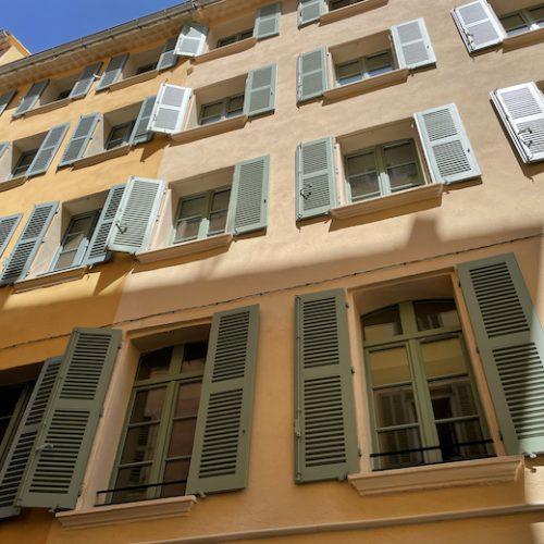 Livraison Oxalys Partners 2021 matterport deficit foncier 16:18:20 rue Garibaldi Toulon defiscalisation