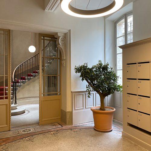 oxalys partners 2021 visite virtuelle 12 rue du Roi Rene Avignon Loi Malraux