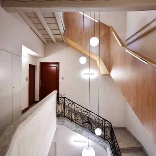 oxalys partners visite virtuelle 2020 6 Plan de la Cour Arles